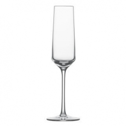 6 flutes a champagne n°7 pure