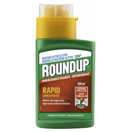 ROUNDUP Rapid concentrate...