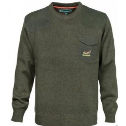 Pull chasse cerf  xl
