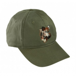Casquette chasse brodee
