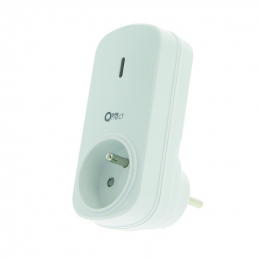 PRISE EXTRA ON-OF 1000W BLANC
