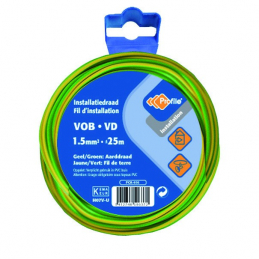 CABLE VOB 1X1.5MM²...