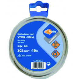 CABLE VTMB 3G1MM² 10M