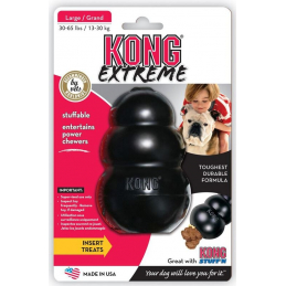 Kong toy extra large noir