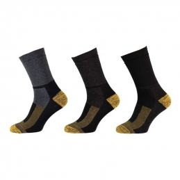 3 chaussettes thermo 46-48...