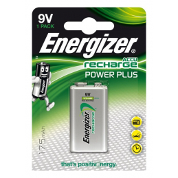 PILE RECHARGEABLE 9V 6HR6