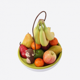 Corbeille a fruits+support...