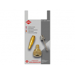 Airpress 3 embouts de gonflage