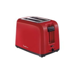Grille pain uno rouge 800w...