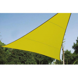 Voile solaire triangle...