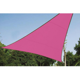 Voile solaire triangulaire...