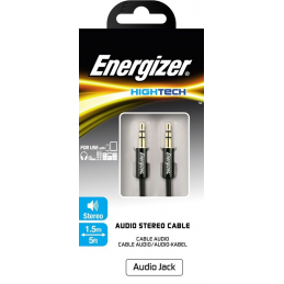 CABLE AUDIO STEREO NOIR...