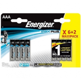 ENERGIZER Piles AAA MAX...