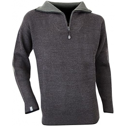 Pull camionneur anthracite...