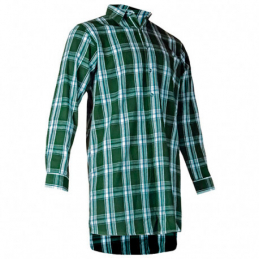 Chemise hiver concours vert...